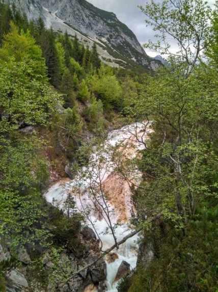 Karwendelsteg Scharnitz