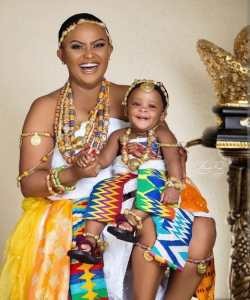 Ghanaian Female celebrities and their daughters