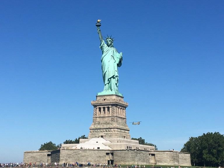 Статуя Свободы, Нью-Йорк, США. Фото, как добраться, веб ...