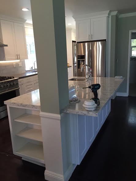 Pasadena Kitchen Remodel Amp Cabinet Install Eden Builders
