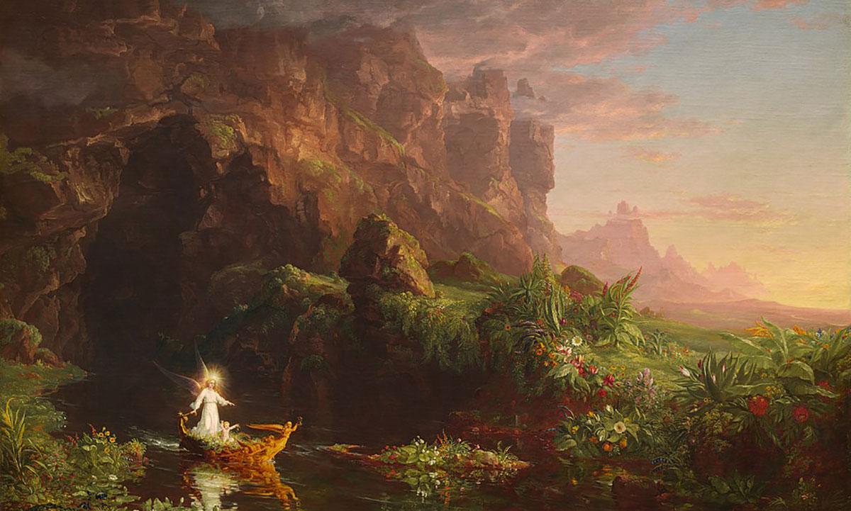 invitation to the voyage eden saga