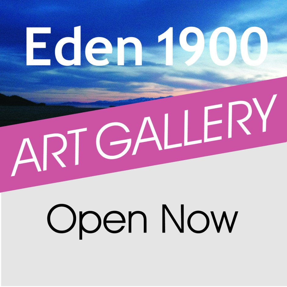 Eden1900GalleryOpenNow3.6x3.6 - Visit Our Gallery