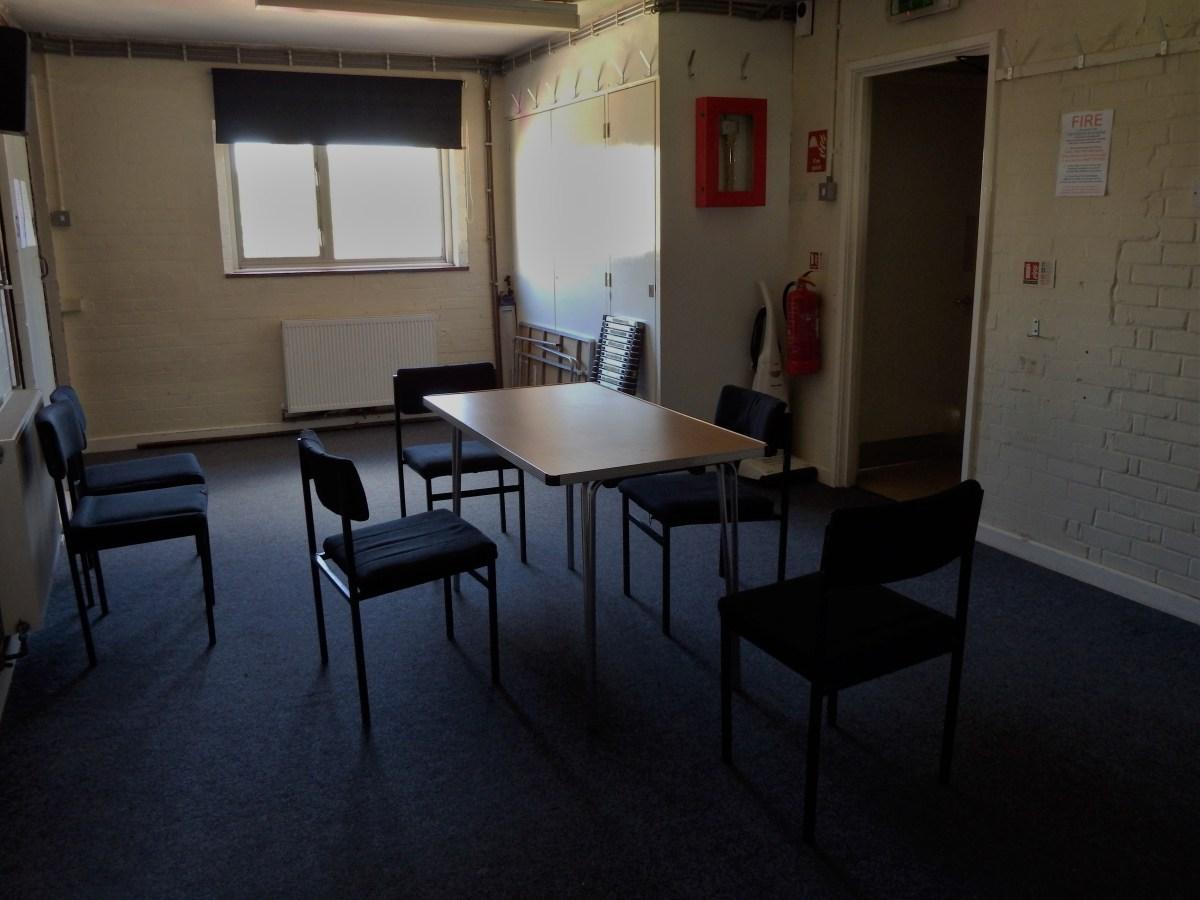 Commitee Room at Edenbridge Village Hall