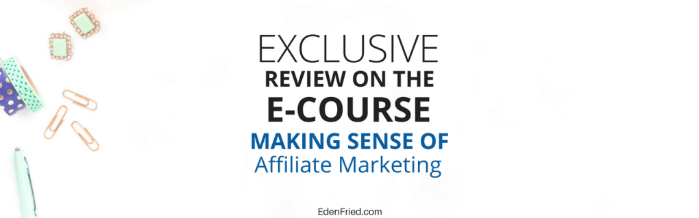 affiliate marketing course review