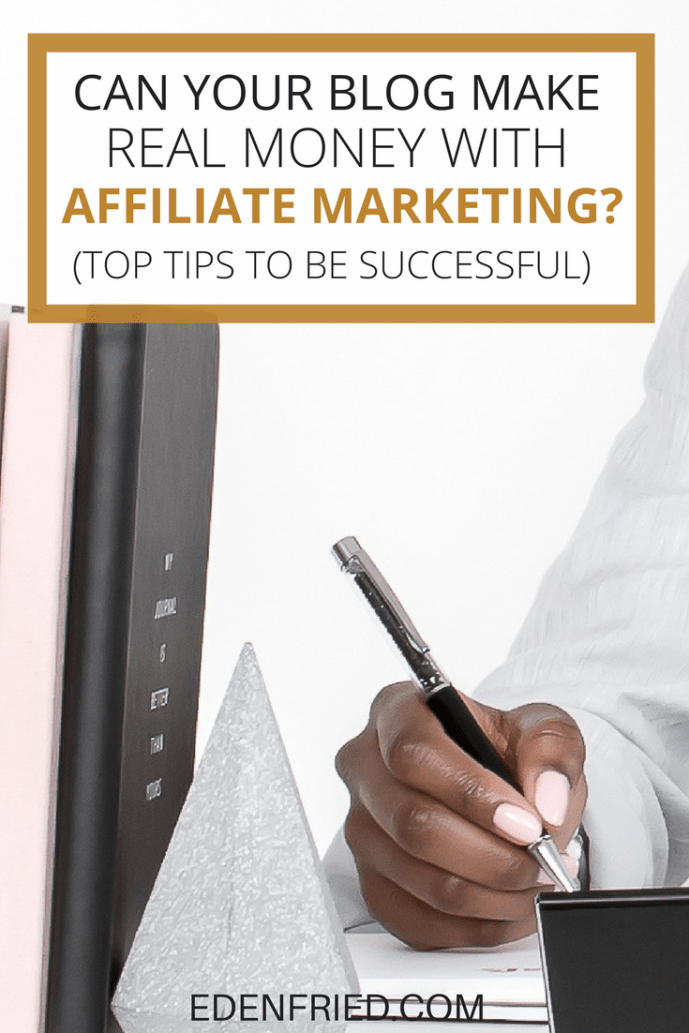 As bloggers, we see a lot of people rave about how they make money with affiliate marketing. But how possible is it really for you to also find success as an affiliate marketer in today's market? Is it worth it? Should you try it? How can you be successful with affiliate marketing? Read the answers right here.