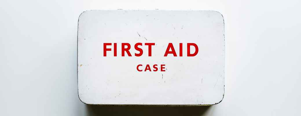 First Aid, Frisbees & Festivals