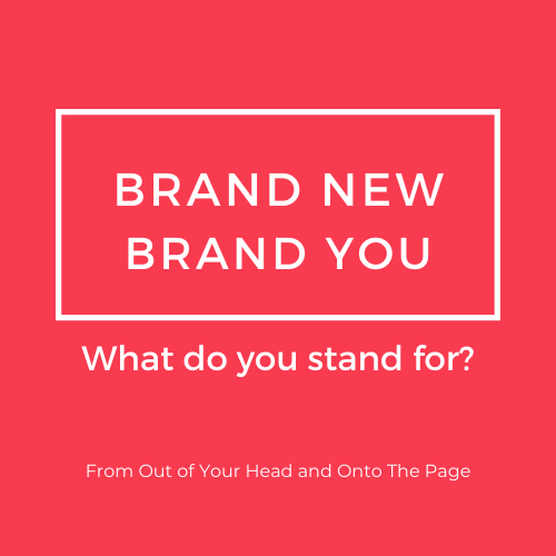 Brand New, Brand You, What Do You Stand For?