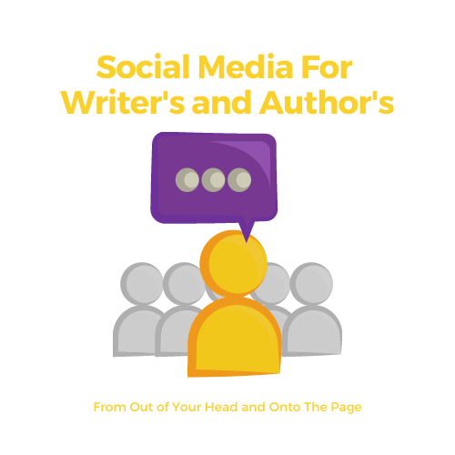 Social Media For Writer's And Authors