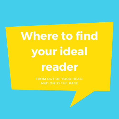 Where To Find Your Ideal Reader