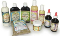 Eden Health and Beauty Herbal Tonics and Oils