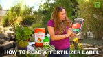 How-to-read-fertilizer-label-and feed your soil video with Shirley Bovshow