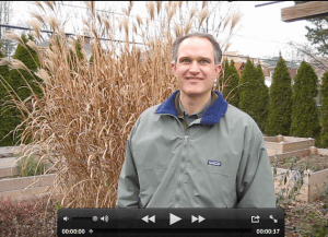Eric Hofley is the editor of the Michigan Gardener magazine
