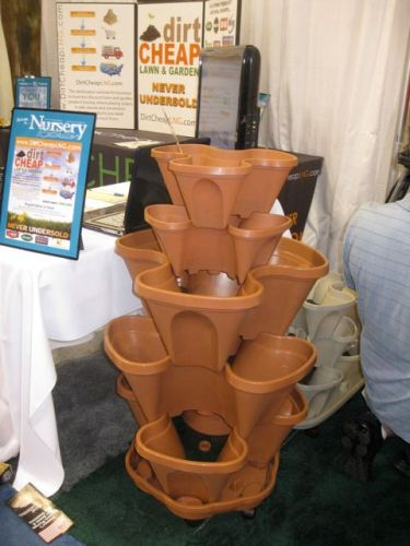 stacking planters