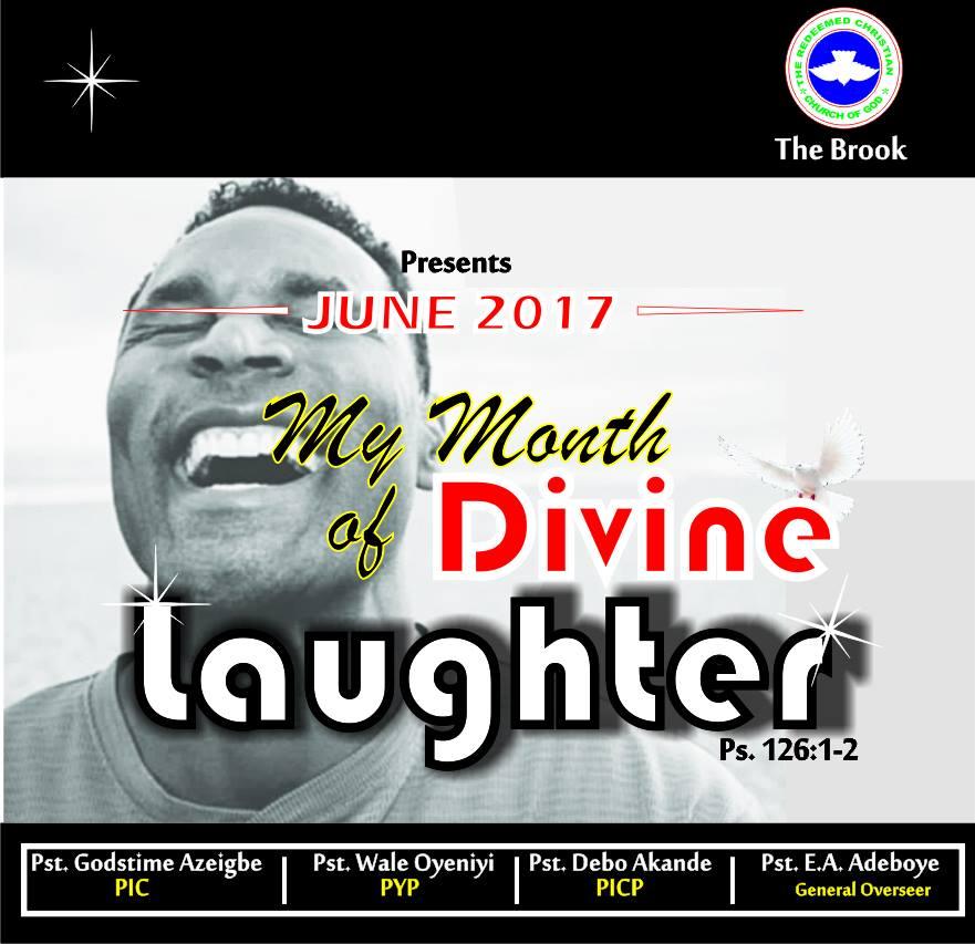 Image of Rhema Sunday (Divine Laughter)