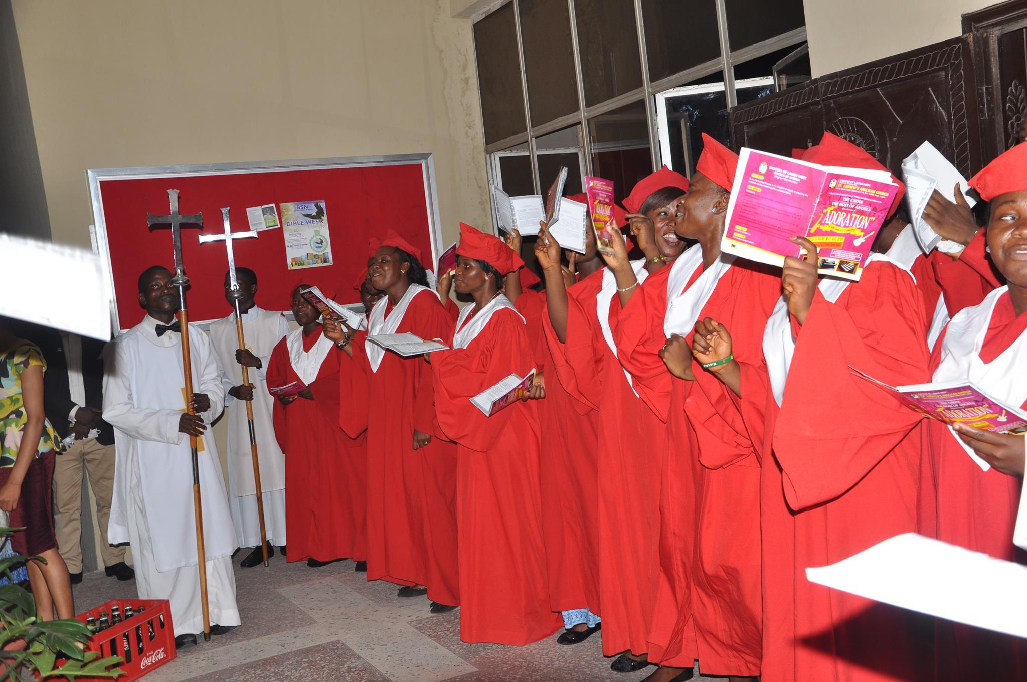 COMMUNITY HYMN SINGING