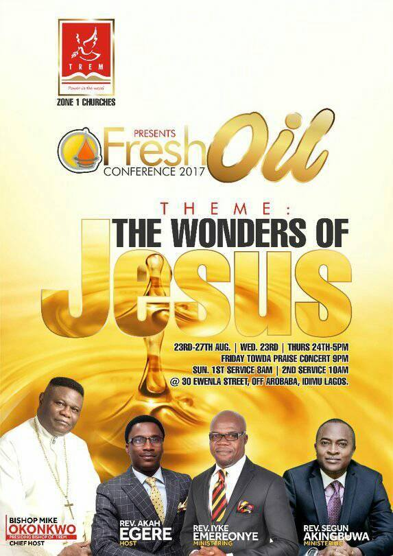 Fresh Oil Conference