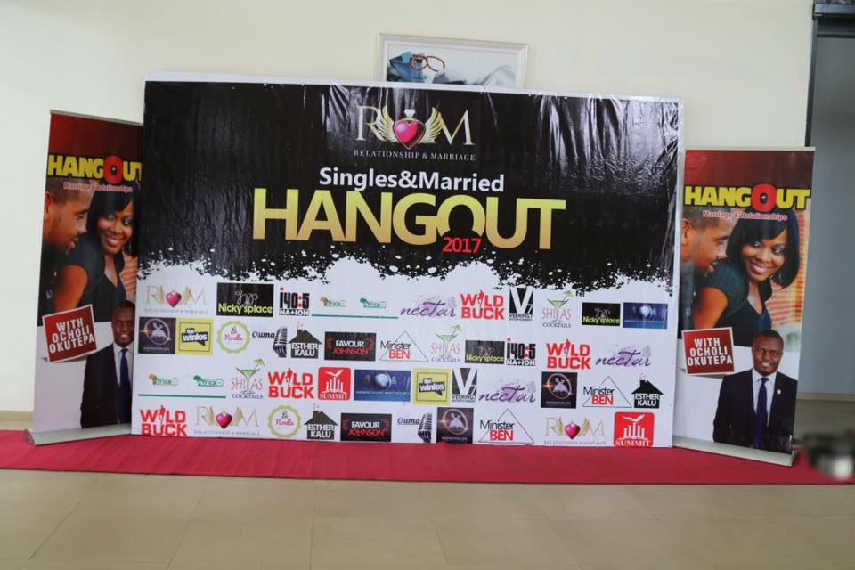 The 2017 Singles & Married Hangout Lagos!
