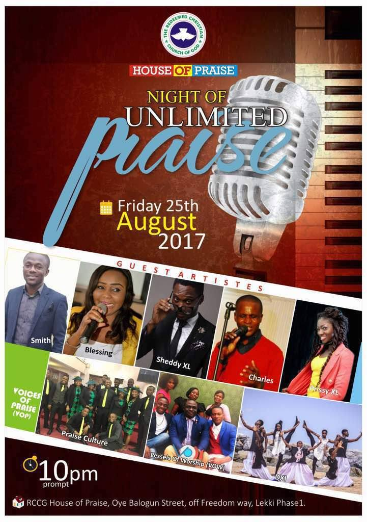 Night of Unlimited Praise