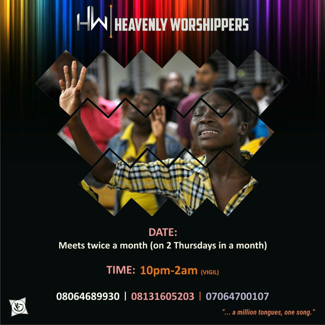Heavenly Worshippers Night