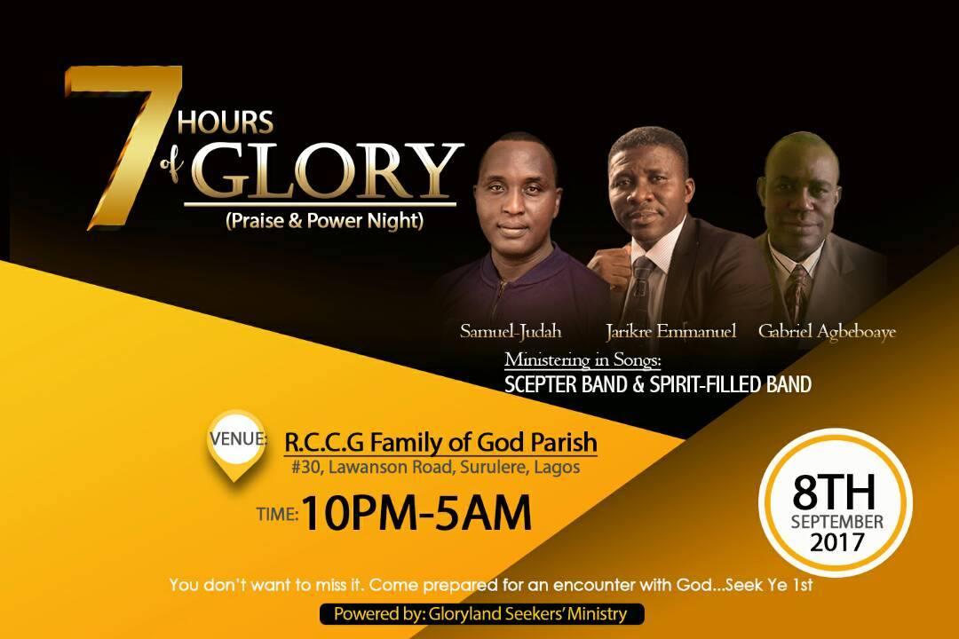 7 Hours of Glory