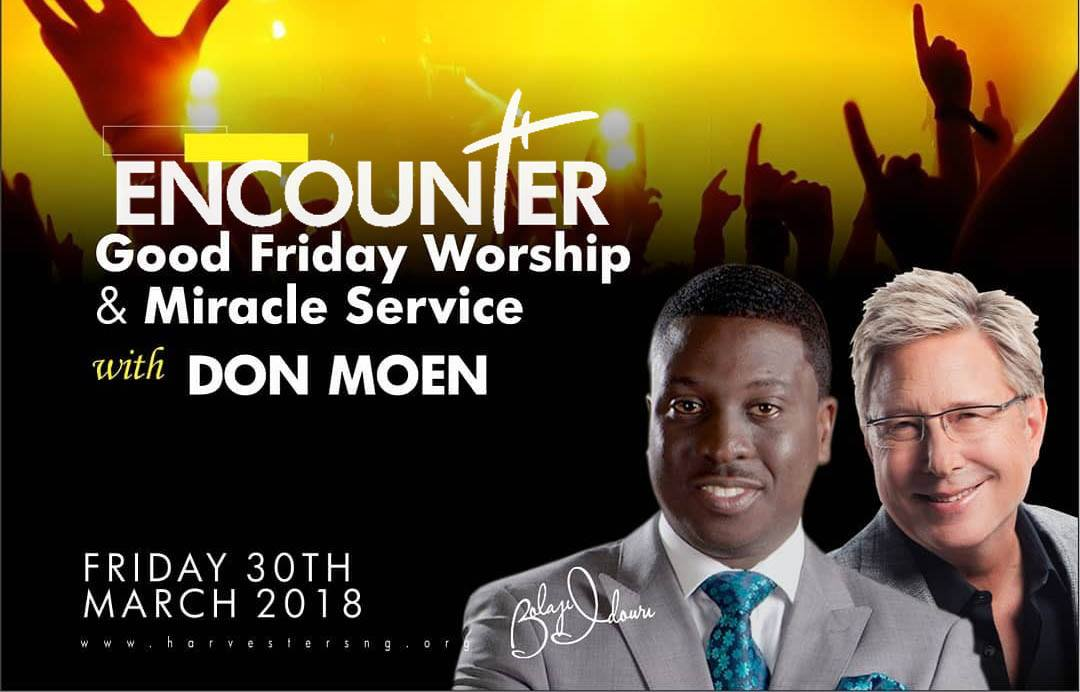 ENCOUNTER: Worship & Miracle Service with Don Moen