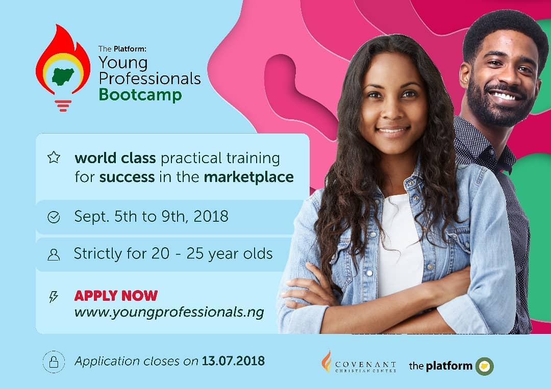 YOUNG PROFESSIONAL BOOTCAMP