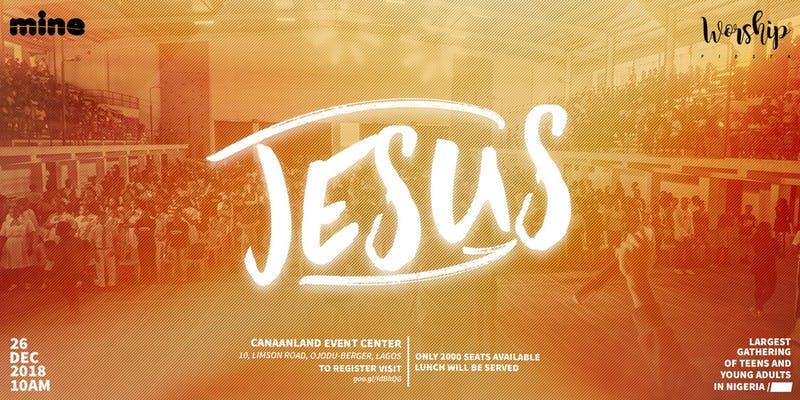 WORSHIP FIESTA - JESUS