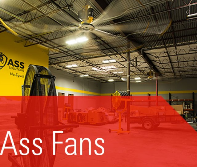 We Love Working With The Incredible Fan And Light Manufacturer Big Ass Fans Theyve Created Incredible Solutions To Common Problems Particularly Within