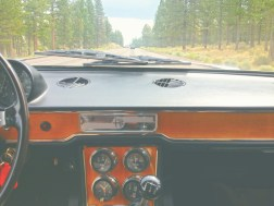 on the road, oregon