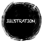 illustration button