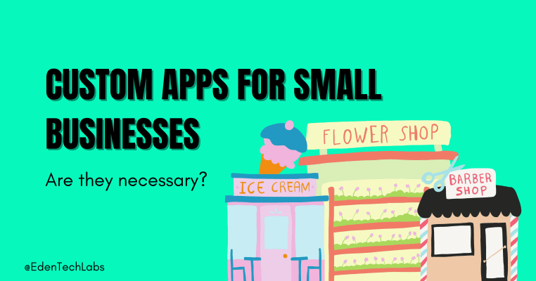 small business custom apps