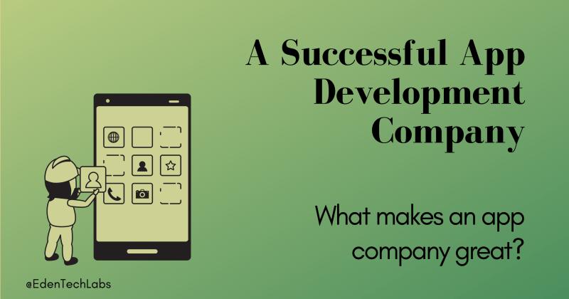 app development company success