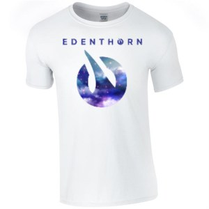 After The Storm – Mens White Tee
