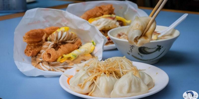 板橋必吃早餐巨無霸無敵海景饅頭蛋銅板美食太和豆漿,新北市板橋美食