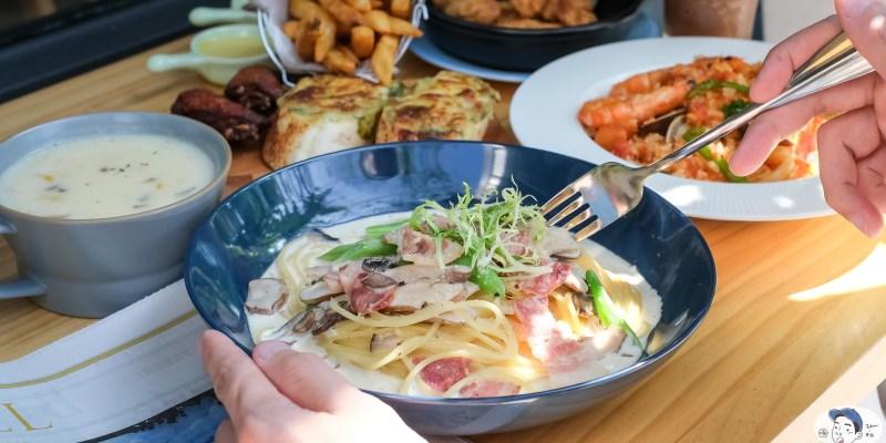 南屯區CP值超高的義式餐廳「亞丁尼義式麵屋 永春店」,台中市南屯美食