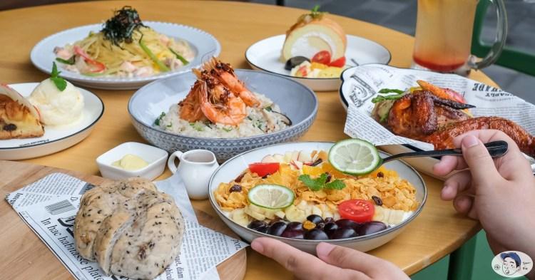 逢甲商圈必吃必住的最佳首選「ZOHO café」、「 HOTEL Z 」,台中西屯區美食