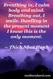 TNH be, breathe