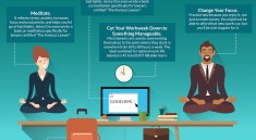 Infographic 7 Ways For Lawyers To Handle Stress And