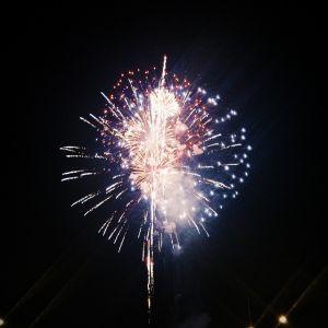 Fireworks. They Go Boom.