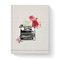 Caderno Notas Sobre Ela 8900