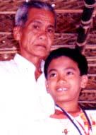 Tatay Andoy at ako