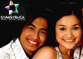 Rainier Castillo and Yasmien Kurdi