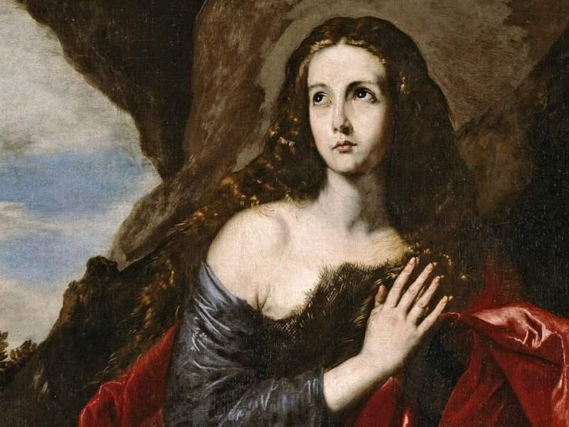 Mary Magdalene (1641) by José de Ribera