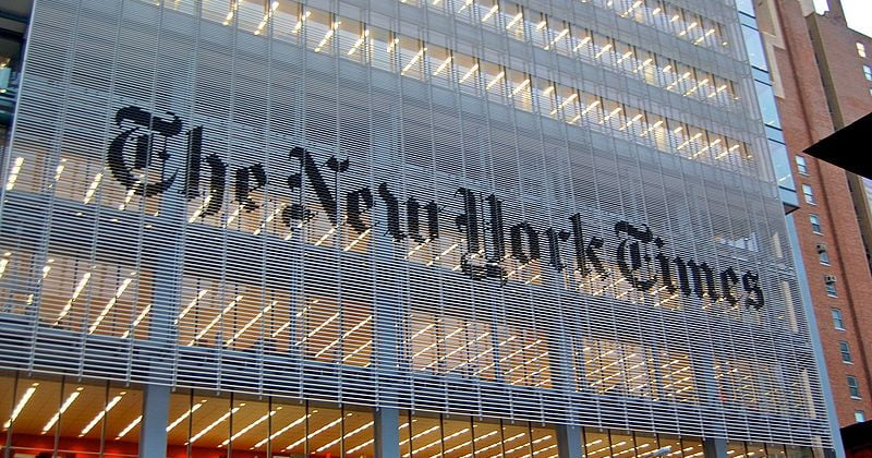 Get unlimited access to New York Times site and apps on Nov. 7 to 9