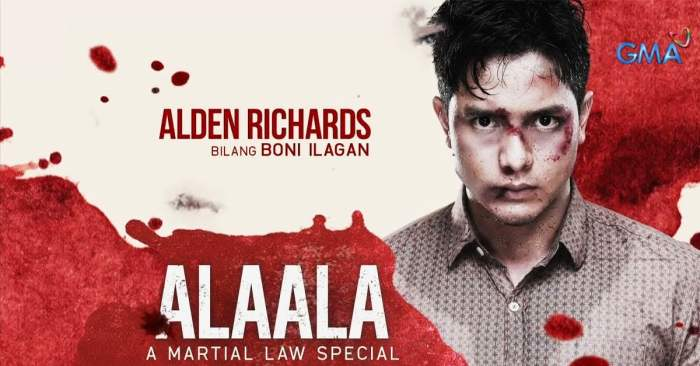 Alden Richards on Alaala