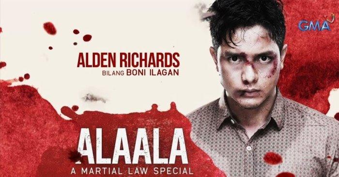 Alden Richards on Alaala