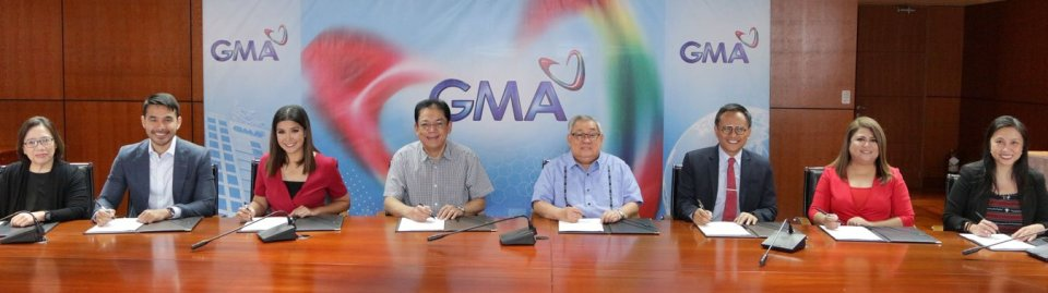 I-Witness hosts renew their commitment with GMA Network