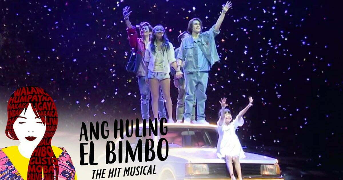 Ang Huling El Bimbo The Musical