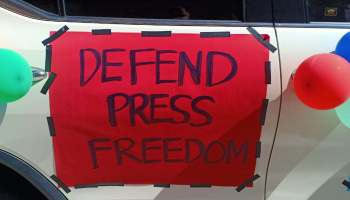 Defend Press Freedom