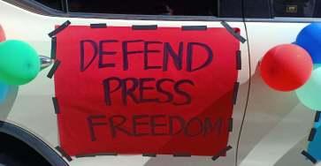 Defend Press Freedom